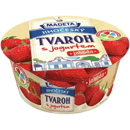 YOGHURT DESSERT STRAWBERRY 1% 135G