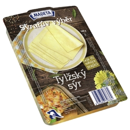 CHEESE SÝRAŘŮV TILSITER 45% 100G SLICES