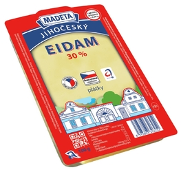 CHEESE EDAM 30% 100G SLICES