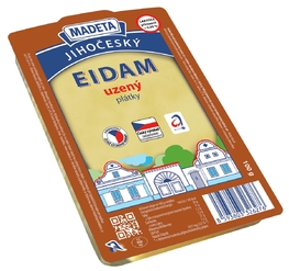 CHEESE EDAM SMOKED 44% 100G SLICES