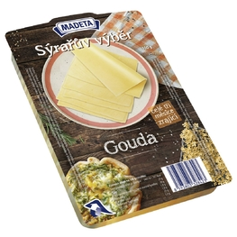 CHEESE SÝRAŘŮV GOUDA 48% 100G SLICES
