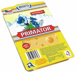 CHEESE PRIMATOR EMMENTALER 45% 100G SLICES