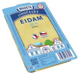 CHEESE EDAM 20% 100G SLICES