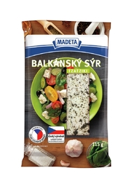 WHITE CHEESE BALKAN TZATZIKY 43% 115G