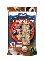 WHITE CHEESE BALKAN PIKANT 43% 115G