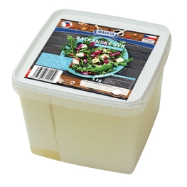 WHITE CHEESE BALKAN NATURAL 43% 3KG