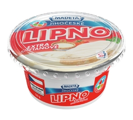 PROCESSED CHEESE LIPNO CREAMY 60% 125G
