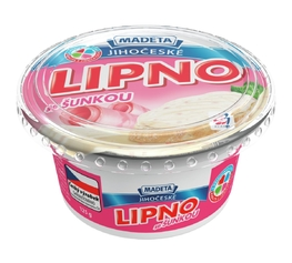 PROCESSED CHEESE LIPNO HAM 60% 125G