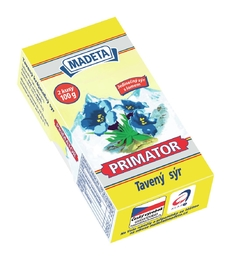 PROCESSED CHEESE PRIMÁTOR EMMENTAL 45% 100G 2PCS