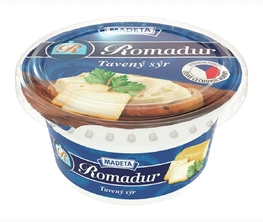 PROCESSED CHEESE ROMADUR 50% 125G