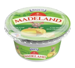 PROCESSED CHEESE MADELAND MAASDAMER 40% 125G