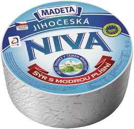BLUE CHEESE NIVA 50% 2,5KG