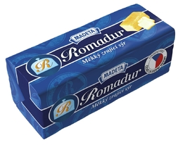 SOFT SMEAR CHEESE ROMADUR NATURAL 40% 100G