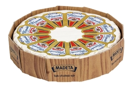 WHITE MOULD CHEESE KAMADET NATURAL 48% 1,5KG
