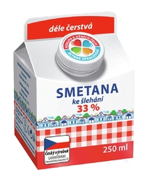 CREAM ESL 33% 250ML