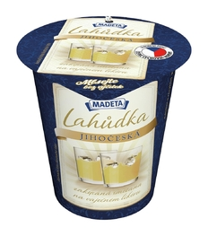 SOUR CREAM LAHŮDKA EGGNOG 13% 130G