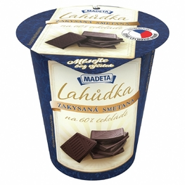 SOUR CREAM LAHŮDKA 60% CHOCOLATE 13% 130G