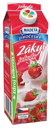 SOUR MILK STRAWBERRY 1,2% 450G