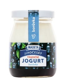 YOGHURT TRADITIONAL BLUEBERRY 2,5% 200G