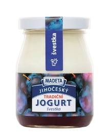 YOGHURT TRADITIONAL PLUM 2,5% 200G