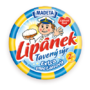 PROCESSED CHEESE LIPÁNEK CREAMY 64% 140G 8PCS