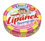 PROCESSED CHEESE LIPÁNEK HAM 60% 140G 8PCS