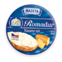 PROCESSED CHEESE ROMADUR 50% 140 G 8 PIECES